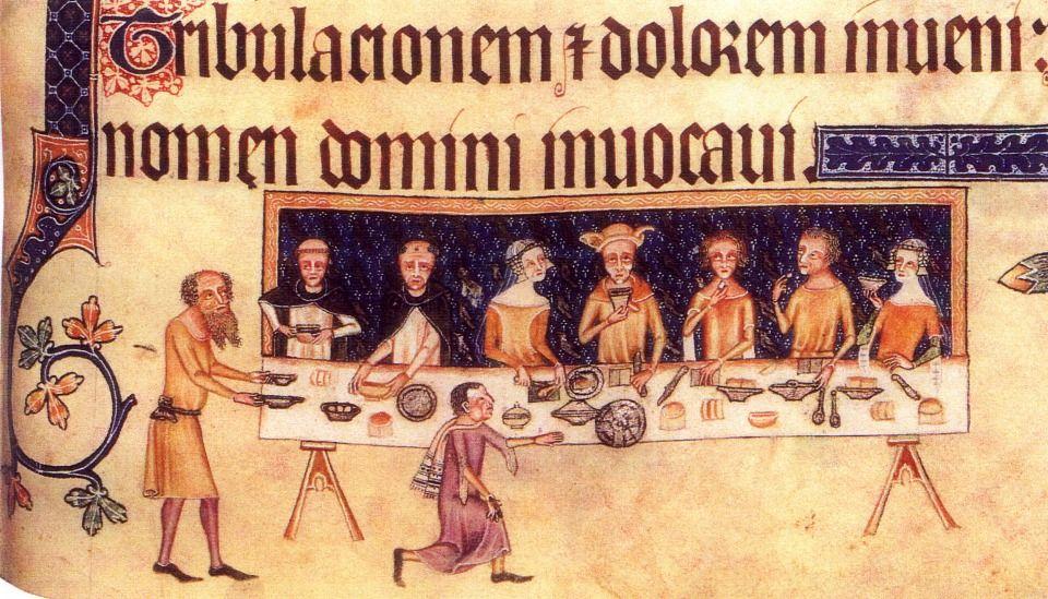 pollopedia_banchetto medievale