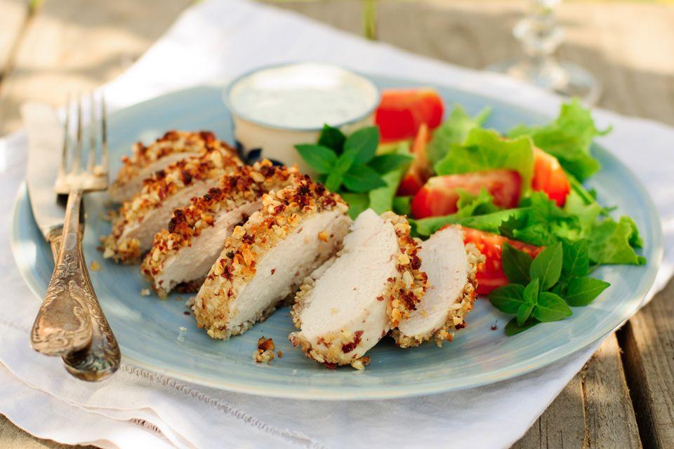 Ricette light il men dell estate w il pollo for Ricette leggere