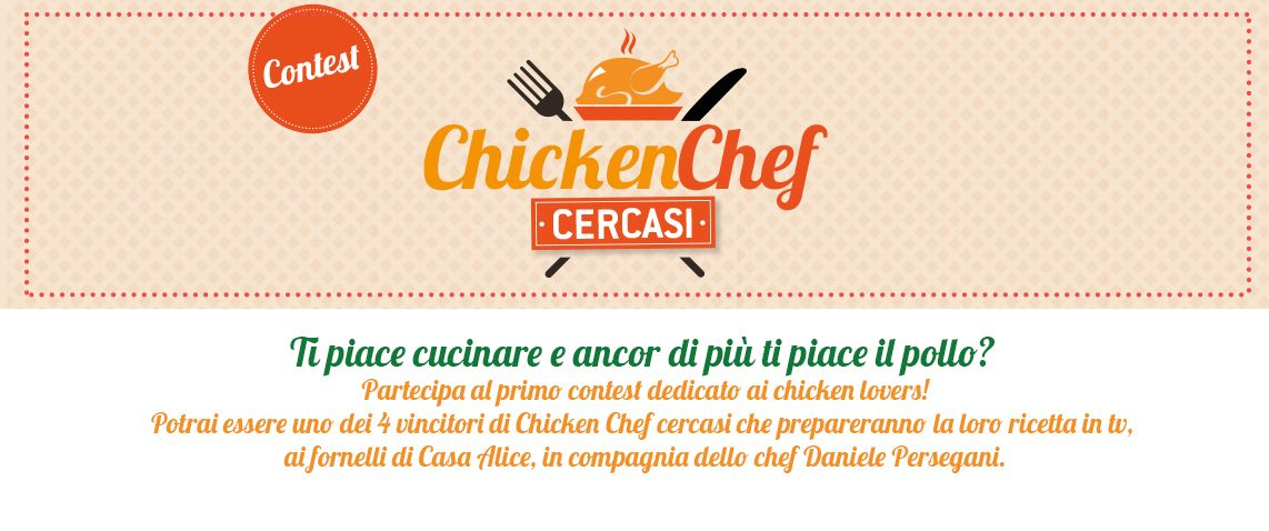 Chickenchef Cercasi - Header Contest