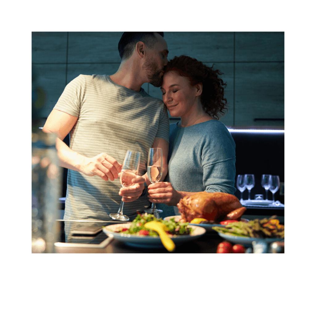 San Valentino col pollo